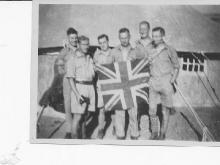 7 Battery Flag
