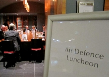 Air Defence Lunch