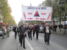Beginning The 2011 Annual March