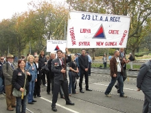 During The 2011 Annual March