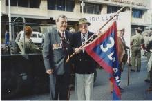 Bert Baglin & Peter Brimacombe 1993?