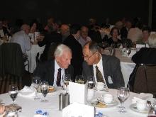 2010 Annual Reunion, Cec Rae, Ron Bryant