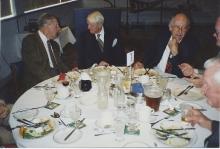 1998 Annual Reunion, Tom Dawson, Jack Crittenden, Ron Bryant
