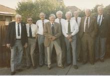 1987 Annual Reunion