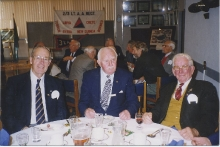 1999 Annual Reunion, John Hepworth, Reg Swift, Geoff George