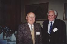 2001 Annual Reunion, Les Shields, Cec Rae