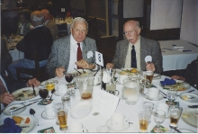 1998 Annual Reunion, Harry Sauerberg, Lin Davis