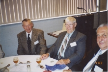 2003 Annual Reunion, ?, Dave Thompson, R Morris