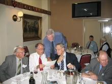2008 Annual Reunion,John Campbell, Ron Bryant, John Hepworth, Lynton Rose