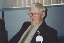 2003 Annual Reunion, Dave Thomson