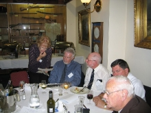 2008 Annual Reunion, Ann Bragg (Paton), Lynton Rose, David McDonald
