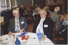 2003 Annual Reunion, Dave Thomson, R Morris