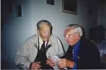 2002 Annual Reunion, Doug Simson, John Campbell