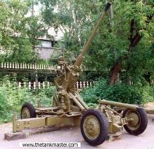 Bofors Gun