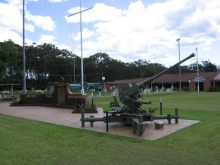 Bofors Calalla NSW RSL, 2005