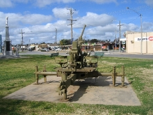 Numurkah RSL Bofors 2010