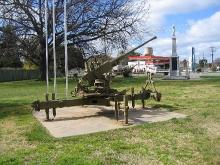 Bofors Guns