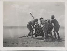 Dismounted Breda Gun