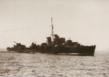 HMS Kelvin