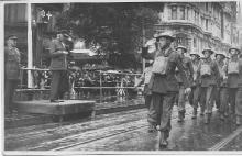 Swanston Street December 1940
