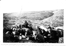 Bivouac Outside Derna