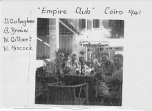 Empire Club, Cairo