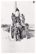 7 Battery Sergeants Alexandria Feb 1941