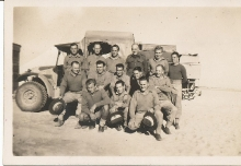 Gun Crews At Suez 1941