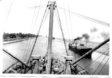 Suez Convoy From HMS Devonshire