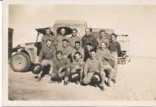 Crew At Suez 1941