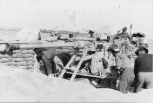 Bofors At Suez