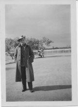 John Marshall At The Races