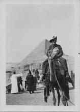 John Marshall On A Camel