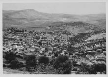 Hills Outside Jerusalem