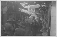 Troops In King David Street