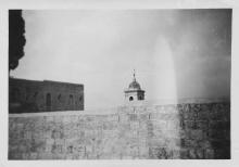 Crusader Tower and Wall