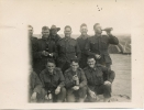 8 Battery Tent Group, Christmas Day 1941