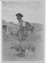 John Marshall - Pack Horse