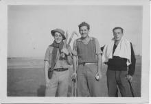 John Marshall, Owen Hepworth, Brian Allerton
