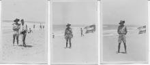 John Marshall On The Beach