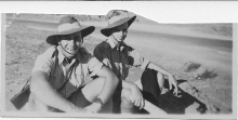 John Marshall and Brian Allerton