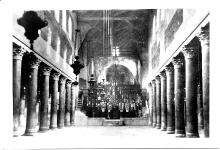 Church of Nativity Interior