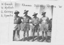 Khassa Donkey Races 1941