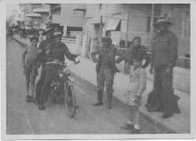 The Milkman's Motorbike, Tel Aviv