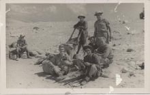 Unknown Group Tobruk Sep 1941