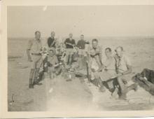 Bofors Gun At Sidi Birani