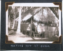 Native Hut Buna