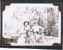 Gun Crew New Guinea