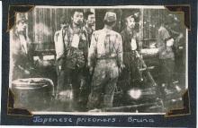 Japanese Prisoners Buna