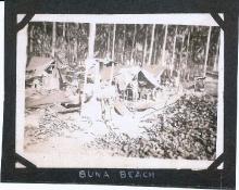 Camp At Buna Beach